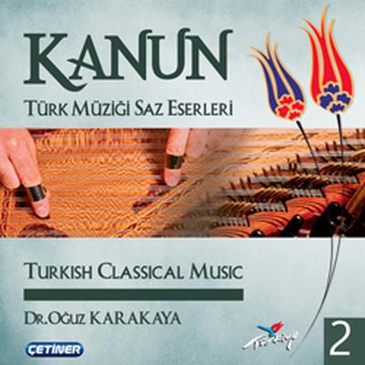Kanun,Türk Müziği Saz Eserleri 2 SERİ