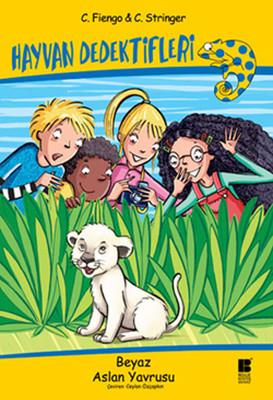 Hayvan Dedektifleri Beyaz Aslan Yavrusu