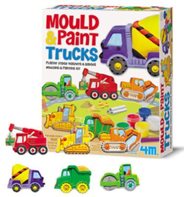 4M Mould & Paint / Trucks/ Araç Yapalım-Boyayalım  - 3538