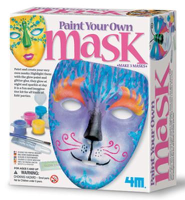4M Make Your Own mask/ Maske - 4544