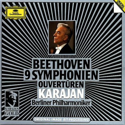 Beethoven: 9 Symphonies [Berliner Philharmoniker, 1982-1985]