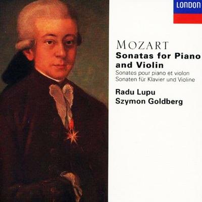 Mozart:Sonatas For Piano And Violin