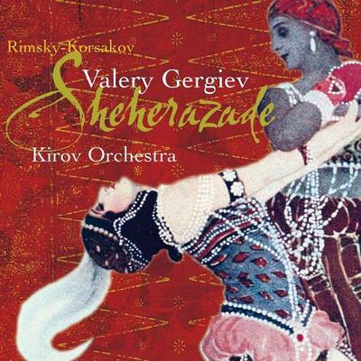 Rimsky-Korsakov:Scheherazade
