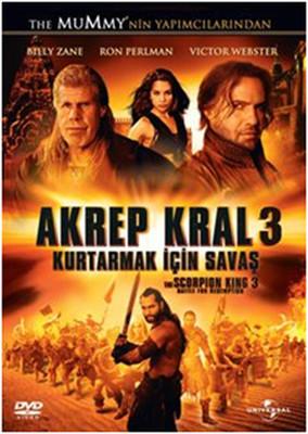 The Scorpion King 3:Battle For Redemption - Akrep Kral 3: Kurtarmak İçin Savaş