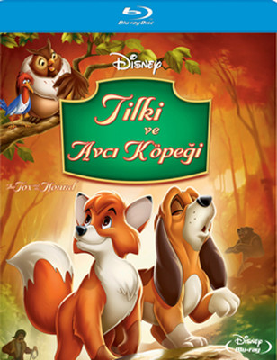 Fox and The Hound - Tilki ve Avcı Köpeği