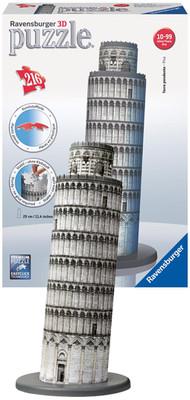 Ravensburger Pisa Kulesi 3D Plastik Puzzle 125579
