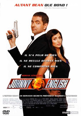 Johnny English (SERI 1)