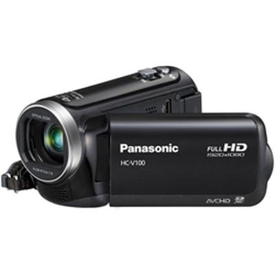 Panasonıc Hc-V100 Siyah Video Kamera