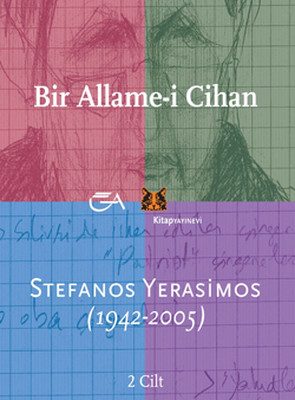 Bir Allame-i Cihan; Stefanos Yerasimos (1942-2005) 2 Cilt Takım