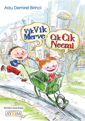 Cik cik Necmi ile Vik Vik Merve