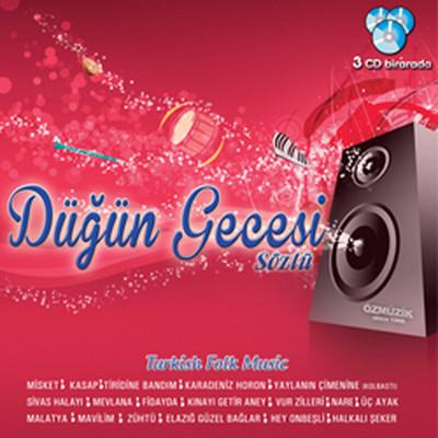 """Düğün Gecesi""""Sözlü"""" 3 CD BOX SET"""