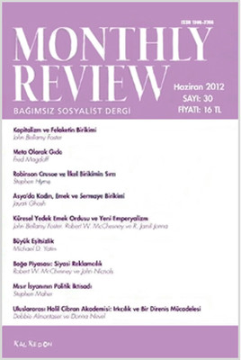 Monthly Review Sayı - 30