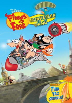 Phineas & Ferb: Best Lazy Day Ever - Fineas ve Förb: En Tembel Gün