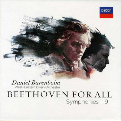 Beethoven For All: Symphonies 1-9 [Box Set]