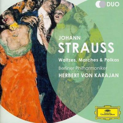 Strauss II. J.: Waltzes Marches & Polkas