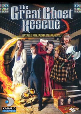 The Great Ghost Rescue - Hayalet Kurtarma Operasyonu