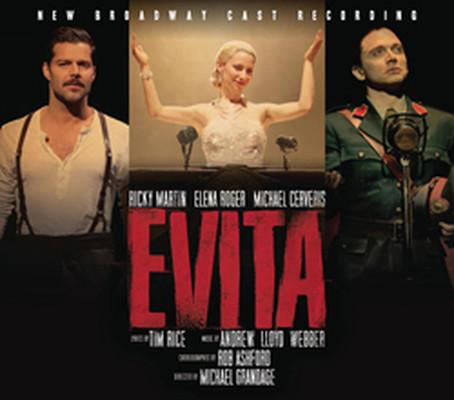 Evita [Cast Recording]