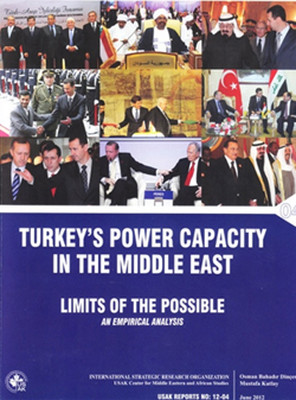 Turkey's Power Capacity in the Middle East Limits of the Possible