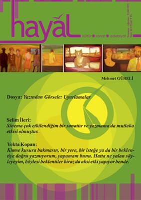 Hayal Kültür Sanat Edebiyat Dergisi - Sayı 42