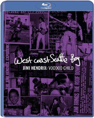 West Coast Seattle Boy Jimi Hendrix: Voodoo Child