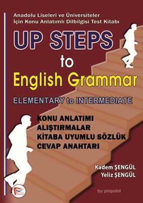 Up Steps To Anglish Grammar