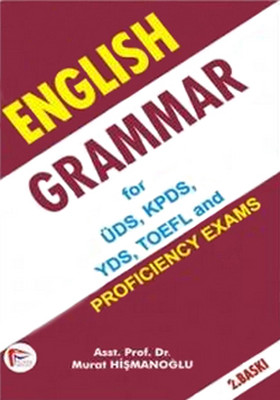 English Grammar For Üds Kpds Yds