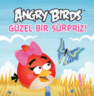 Angry Birds Güzel Bir Sürpiz !