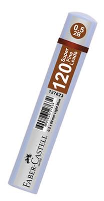 Faber Grip Min 0.5 mm 120'li Tüp Açık Mavi 127623