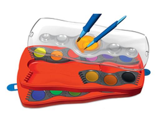 Faber-Castell  Degistirilebilir Tablet Suluboya, 24 Renk - 5292125029