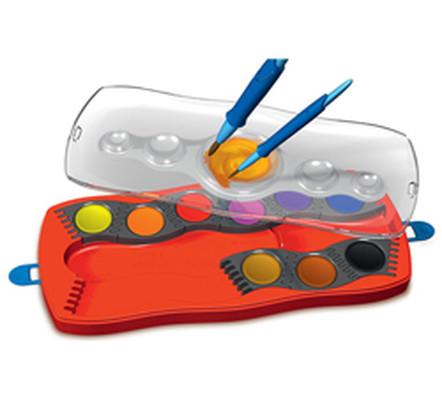 Faber-Castell Degistirilebilir Tablet Suluboya,12 Renk - 5292125023