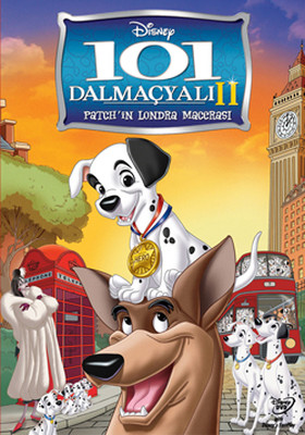 101 Dalmatians 2: Patch's London Adventure - 101 Dalmaçyali 2: Patch'in Londra Macerasi  (SERI 2)
