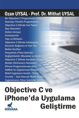 Objective C ve İphon'da Uygulama Geliştirme