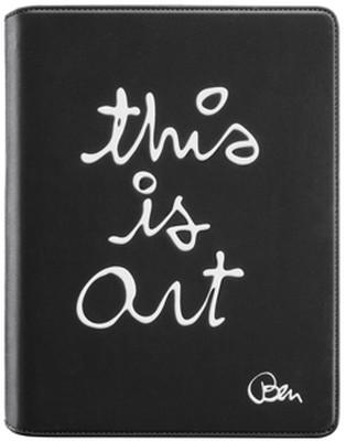 "Case Scenario Ben iPad2 Kılıfı ""This is Art"""