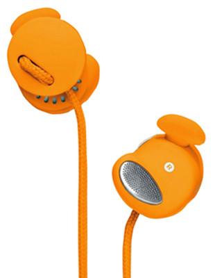 Urbanears 4090684 Medis, Control Talk, IE, Pumpkin