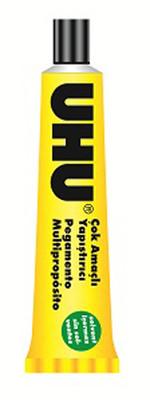 Uhu No.12 (20 Ml) - Solventsiz Uhu37995