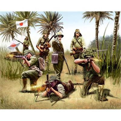 Revell Japanese Infantry Wwıı 2528