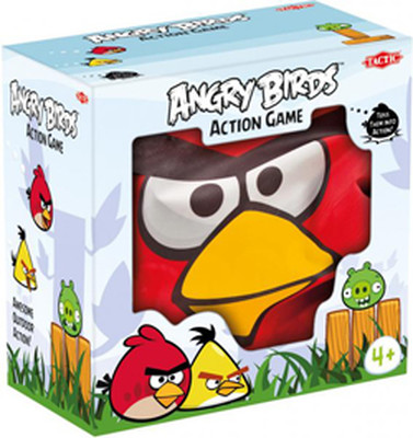 Tactic Angry Birds Action Game T00040558