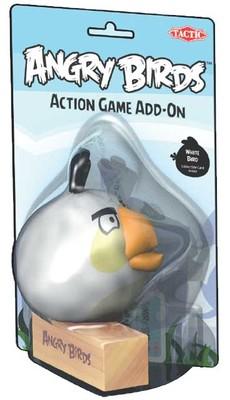 Tactic Angry Birds Beyaz Kuş Tekli Figür T00040516