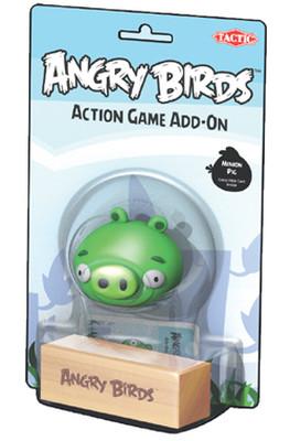Tactic Angry Birds Hain Domuzcuk Tekli Figür T00040526