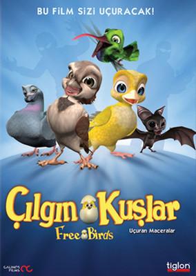 Free Birds - Çılgın Kuşlar