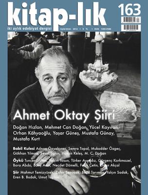 Kitap-lık Sayı 163 - Ahmet Oktay Şiiri