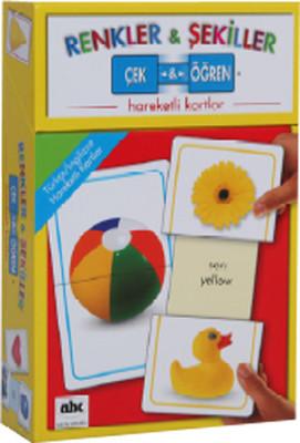 Renkler ve Şekiller Çek - Öğren