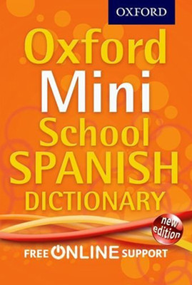 Oxford Mini School Spanish Dictionary