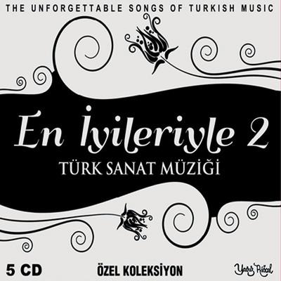 En İyileriyle Türk Sanat Müziği 2 5 CD BOX SET