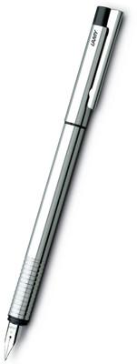 Lamy Parlak Met.Gri M V60 Logo Serisi Dolmakalem 05-M