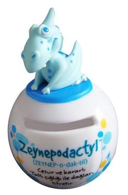 Dino Zeynepodactyl (ZEYNEP-o-dak-til) Kumbara - DİNO356000107