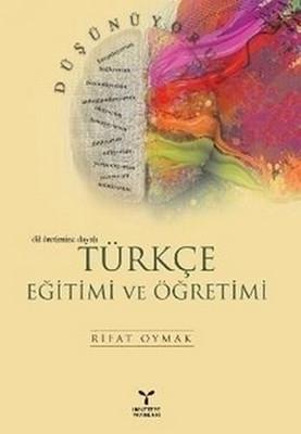 Türkçe Eğitimi ve Öğretimi