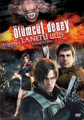 Resident Evil Damnation - Ölümcül Deney: Büyük Lanet (SERI 2)