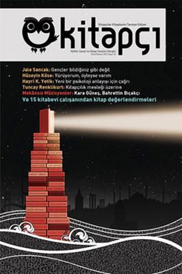 Kitapçı - Kültür Sanat ve Kitap Tanıtım Dergisi (Ekim - Kasım 2012) Sayı:3