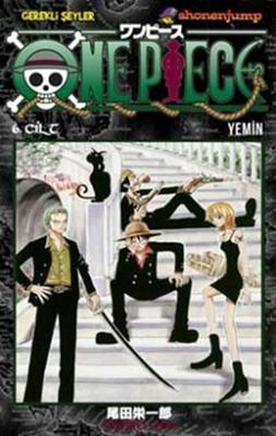 One Piece 6. Cilt - Yemin